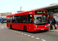 Route 444, Arriva London, ADL1, V701LWT, Turnpike Lane