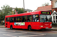 Route 110,  London United RATP, DPS587, SN51TBO, Isleworth