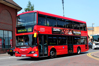 Route H32, London United RATP, SP15, YN56FBZ, Hounslow
