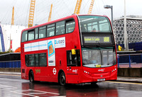 Route 188, Abellio London 2411, SN61DGO, North Greenwich