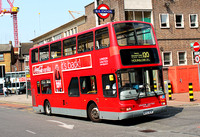 Route 120, London United RATP, VP108, W452BCW, Hounslow