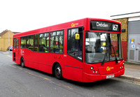 Route 167, Go Ahead London, ED24, LX07BYP, Debden
