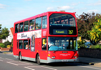 Route 267, London United RATP, SLE45, YN55NKP, Isleworth
