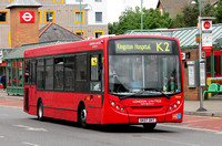 Route K2, London United RATP, DE68, SK07DXT, Kingston