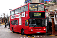 Route H32: Southall, Town Hall - Hounslow, Bus Station