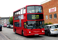 Route 698, London United RATP, TA218, SN51SYX, Hounslow