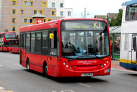 Route K1, London United RATP, SDE10, YX08MFK, Kingston