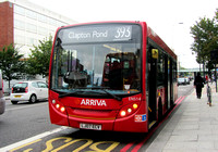 Route 393, Arriva London, ENS14, LJ07ECV, Holloway Road